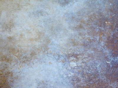 Milky Cloudy Rust Stained Pavement Texture