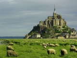 Mont Saint Michel Lower Normandy France