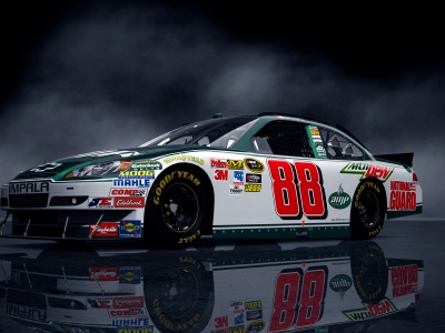 Nascar Chevrolet Impala Earnhardt Jr (click to view)
