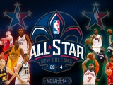 NBA 2014 All-Star Starters
