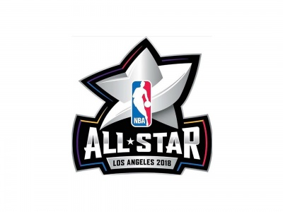NBA All Star Logo Los Angeles 2018 (click to view)