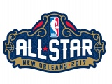 NBA All Star Logo New Orleans 2017