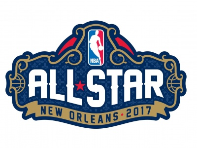 NBA All Star Logo New Orleans 2017 (click to view)