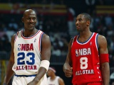 NBA Legends Jordan And Bryant