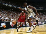 NBA Legends Jordan Vs ONeal