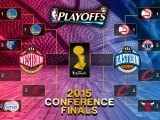 NBA Playoffs 2015 Finals Bracket