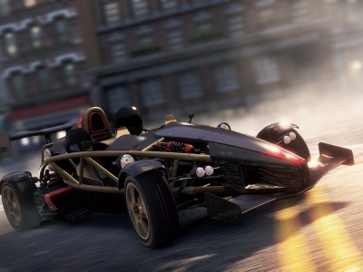 Need For Speed Most Wanted Ariel Atom