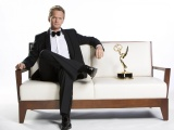 Neil Patrick Harris On The Sofa With A Reward