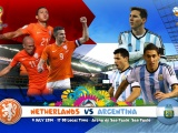 Netherlands Vs Argentina Semi-finals