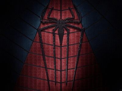New Spider Man Logo Wallpaper