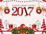 New Year 2017 Holidays