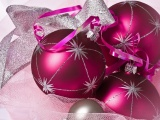 New Year Christmas Pink