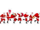 New Year Merry Christmas Santa Claus Gifts