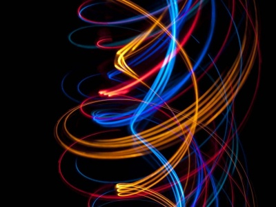 Optical Flow Spiral (click to view)