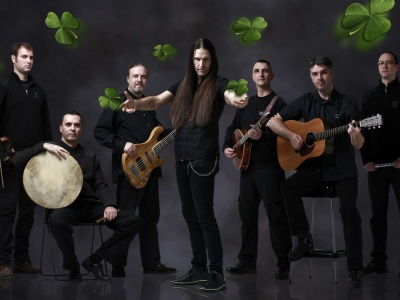 Orthodox Celts Serbian Music Band (click to view)