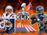 Patriots Vs Seahawks XLIX Super Bowl