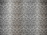 Patterns Wavy Background Texture Metal Silver