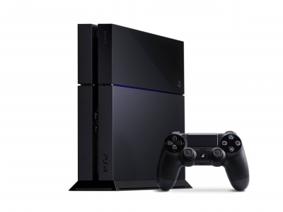 PlayStation 4 (click to view)