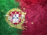Portugal Flag Coat Of Arms Republic Background Texture Symbolism