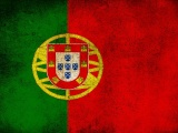 Portugal Flag Stripes Colors Dirt