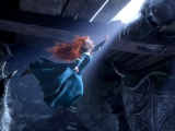 Princess Merida Brave Movie