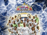 Real Madrid CL Winner 2014