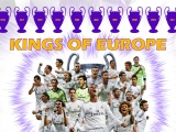 Real Madrid Winner 2014 CL