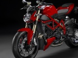 Red Front Motorbikes Ducati Streetfighter Angle