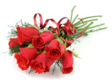 Red Roses For March 8 Womens Day