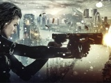 Resident Evil Retribution Movies Screen