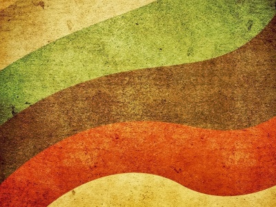 Retro Grunge Wall Wavy Background (click to view)