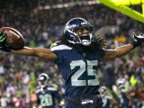 Richard Sherman Celebration
