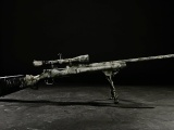 Rifle Military Sniper Weapons Sniper Rifle
