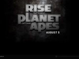 Rise Of The Planet Of The Apes Wallpaper Logo