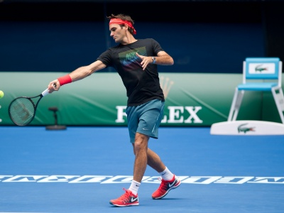 Roger Federer (click to view)