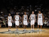 San Antonio Spurs Players