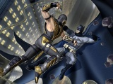 Scorpion Vs Batman - Injustice Games