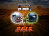 Seahawks Vs Patriots Super Bowl XLIX