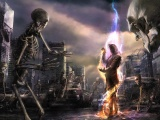 Skeletons Live Bones City Devastation Fantasy1