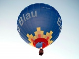 Sky Balloon Blue