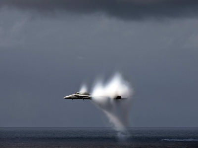 Speed Sound Barrier (click to view)
