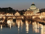 St. Peters Basilica - City Rome Italy