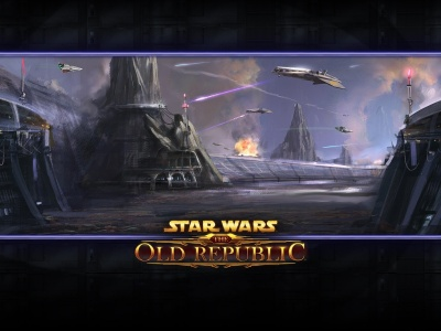 Star Wars The Old Republic Bases Aircraft War