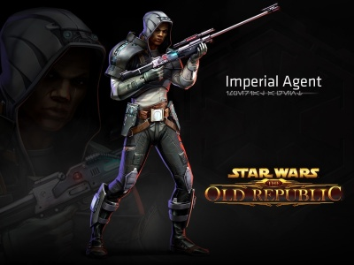 Star Wars The Old Republic Imperial Agent