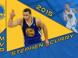 Stephen Curry NBA 2014-2015 MVP