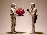 Stormtroopers Funny Present Christmas Gift Order 66