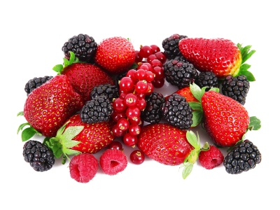 Strawberry Blackberry Raspberry (click to view)
