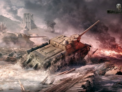 Su-100 World Of Tanks (click to view)