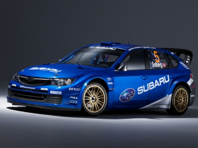 Subaru Impreza - World Rally Car (click to view)