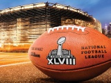 Super Bowl 2014 XLVIII NFL Ball